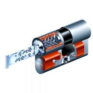 Importancia de instalar bombines de seguridad a una cerradura segura