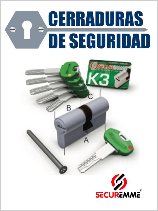 ¿En qué se diferencian los cilindros SECURENMME?