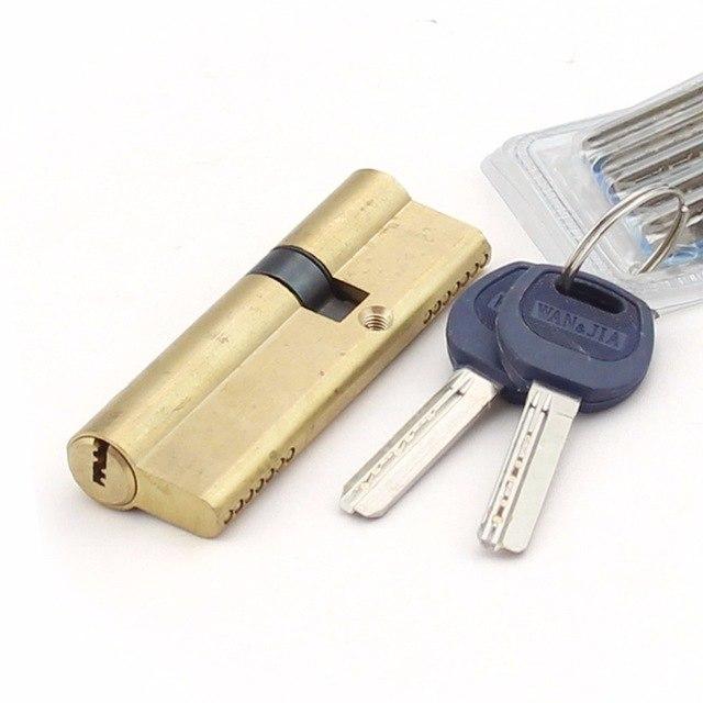 Como instalar bombines de seguridad en la cerradura