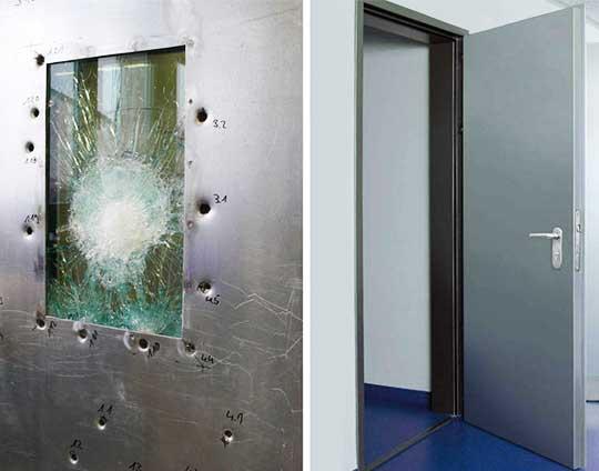 La instalación de puertas debe ser realizada por profesionales especializados
